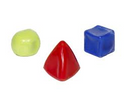 Sand Ball Shapes (Set 3) - Sensory Corner