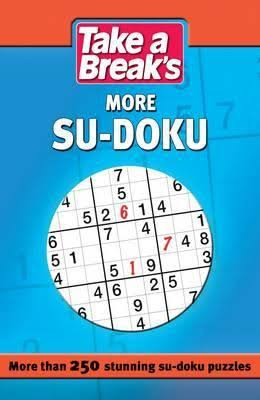 Take a Break's- More Sudoku - Sensory Corner