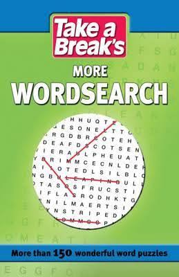 Take a Break's- More Wordsearch