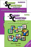 The Sensory Connection Program Manual and Handbook Set