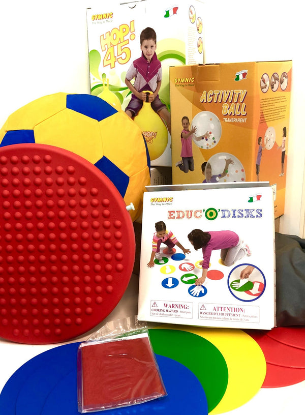 Junior Movement Kit - Sensory Corner