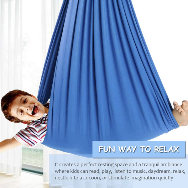 Sensory Thearapy Compression Swing - Sensory Corner