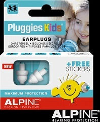 Ear Plugs- Pluggies (Kids)
