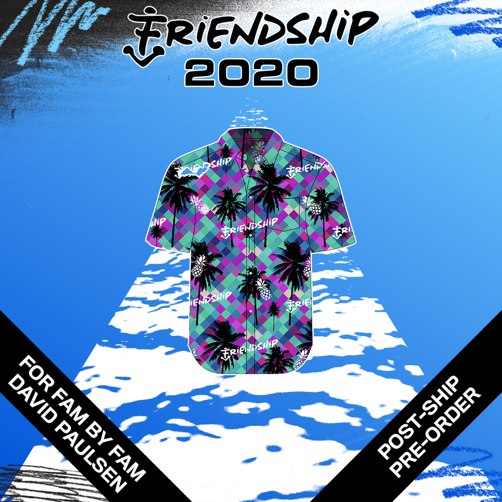 2020 HAWAIIAN SHIRT