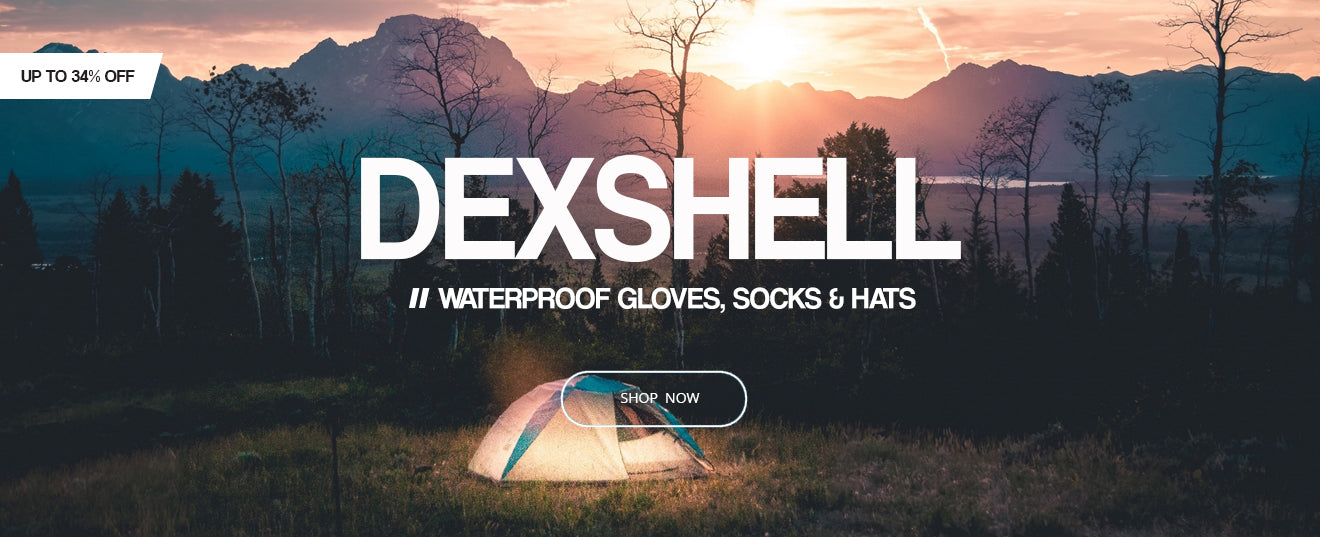 Shop for Dexhsell socks, gloves and hats