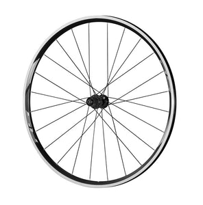Shimano WH-RS010 - Rear Road Bike Wheel - 9/10/11 speed - 700c - Black