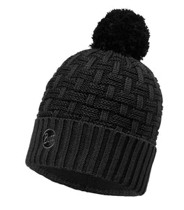 Buff - Airon - Knitted Hat - Black