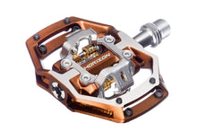 Load image into Gallery viewer, Nukeproof Horizon CS - CrMo Trail - Clipless Pedals - Copper