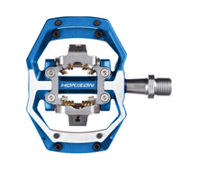 Load image into Gallery viewer, Nukeproof Horizon CS - CrMo Trail - Clipless Pedals - Blue