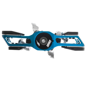 DMR V-Twin Clipless MTB Pedals - Blue