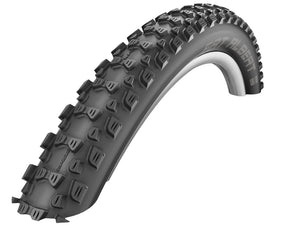 Schwalbe Fat Albert - FRONT - TL Easy Folding Mountain Bike Tyre