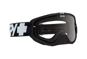 SPY Woot Race Goggle - Black Enduro / Clear