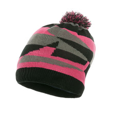 Load image into Gallery viewer, DexShell Beanie Stripe - Junior -  Pink