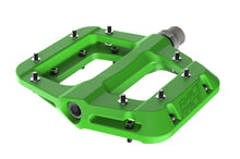 Load image into Gallery viewer, Race Face Chester Composite Flat Platform Pedals - Green