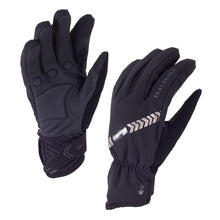 Load image into Gallery viewer, SealSkinz Halo - All Weather Waterproof Cycle Gloves