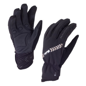 SealSkinz Halo - All Weather Waterproof Cycle Gloves