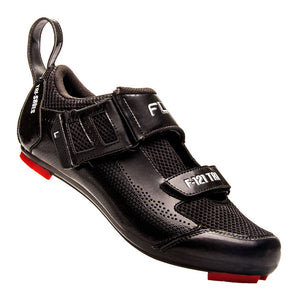 FLR F-121- Triathlon Bike Cycling Shoes - Black