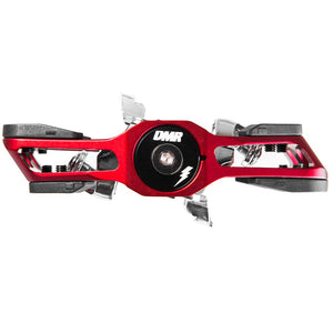 DMR V-Twin Clipless MTB Pedals - Red