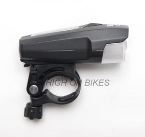 Smart 7 LUX Front Bike Light 2 Modes Black W0B-7-05