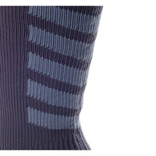 Load image into Gallery viewer, SealSkinz MTB Mid Length Hydrostop Socks - Anth / Mid Grey / Black