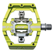 Load image into Gallery viewer, HT Components X2 - DH Clipless Pedals - Green