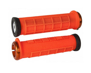 ODI Elite - Pro Lock On MTB Handlebar Grips - Orange