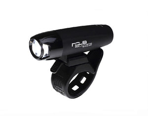 Moon Nova 80 - LED - FRONT Bike Light - LAA542 - Black