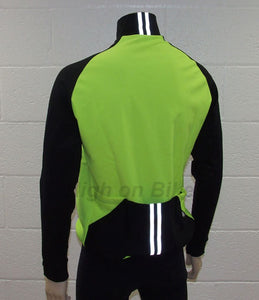 Lusso Jura Road / MTB Cycling Thermal Jacket