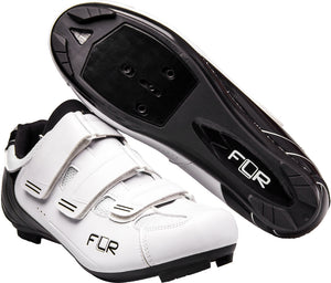 FLR F-35.III - Road Bike Cycling Shoes - Shimano & Look Compatible
