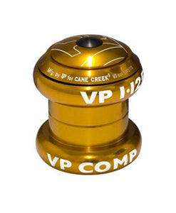"VP Components A69AC - Alloy Bike Headset - 1 1/8"" - Gold"