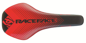 Race Face Aeffect - Ti - Mountain Bike MTB Seat / Saddle - Red