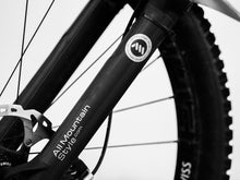 Load image into Gallery viewer, AMS Honeycomb Fork Guard - Black
