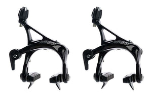 SRAM Apex Road Bike Dual Pivot Brake Calipers Black