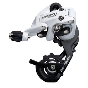 SRAM Apex Rear Derailleur 10 speed SHORT - White