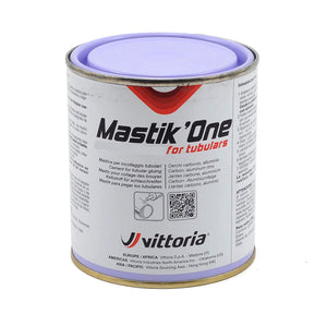 Vittoria Mastik1 Professional Tubular / Tub Glue - Tin 250g