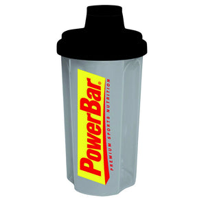 Powerbar Energy Drink - Shaker / Mixer Bottle 750ml - Smoke