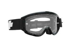 SPY MX Breakaway Goggle - Black / Clear