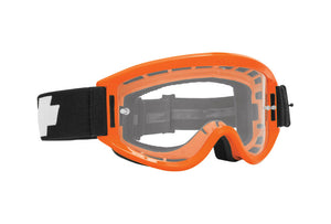 SPY MX Breakaway Goggle - Orange / Clear
