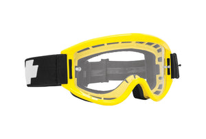 SPY MX Breakaway Goggle - Yellow / Clear