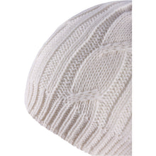 Load image into Gallery viewer, SealSkinz Cable Knit Waterproof / Windproof Beanie Hat - Cream
