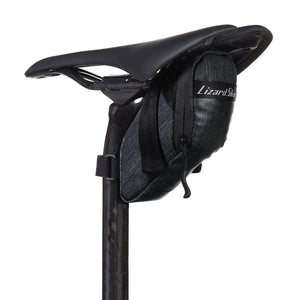 Lizard Skins Cache Saddle Bag - Medium - Black