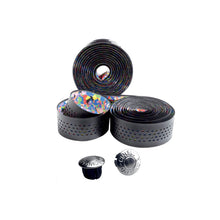 Load image into Gallery viewer, Cinelli Caleido Bar Tape - Black