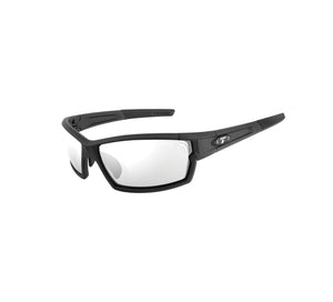Tifosi Camrock Full Frame Interchangeable Lens Sunglasses - Fototec Night Lens / Matte Black
