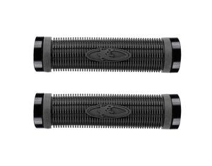 Lizard Skins Charger Lock On Grips - Black