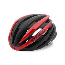 Load image into Gallery viewer, Giro Cinder Road Cycling Helmet - Matt Black / Red