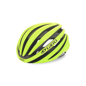 Giro Cinder Road Cycling Helmet - Highlight Yellow
