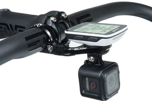 K-Edge 35mm Combo Mount - Garmin Edge 200, 520, 310XT, 910XT & GoPro Camera