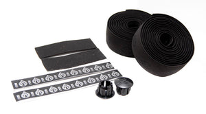 Cinelli Cork Bike Handlebar Tape - Black