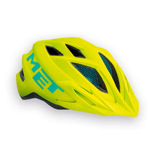 Load image into Gallery viewer, MET Crackerjack Youth Helmet - Safety Yellow