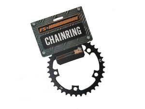 FS Hardware Road Bike Alloy Chainring - 36T - 9/10 speed - 110mm